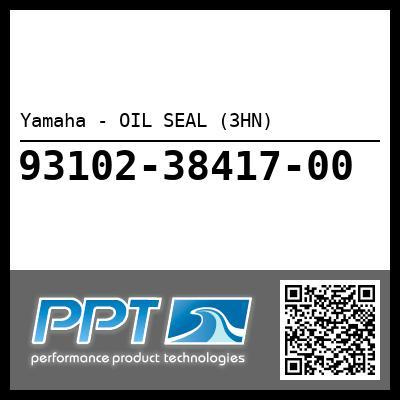 Yamaha - OIL SEAL (3HN)