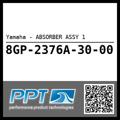 Yamaha - ABSORBER ASSY 1