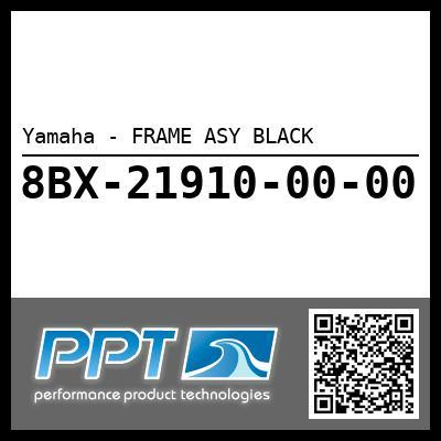 Yamaha - FRAME ASY BLACK