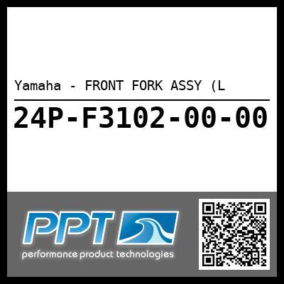 Yamaha - FRONT FORK ASSY (L