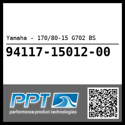 Yamaha - 170/80-15 G702 BS