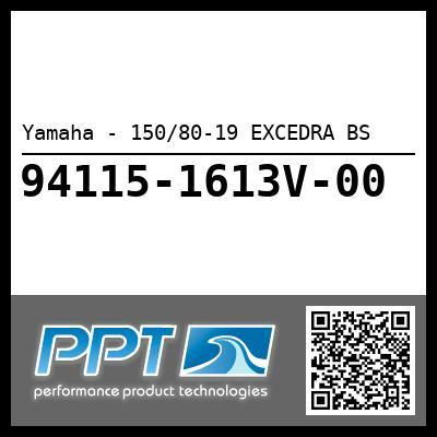 Yamaha - 150/80-19 EXCEDRA BS