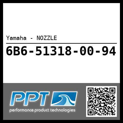 Yamaha - NOZZLE