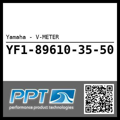 Yamaha - V-METER