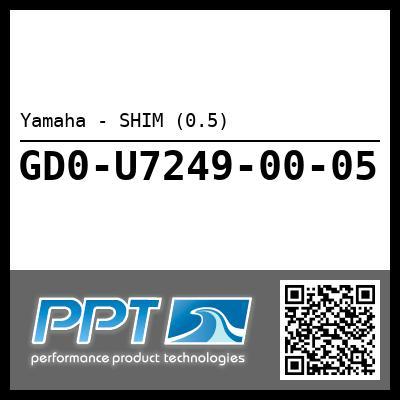 Yamaha - SHIM (0.5)
