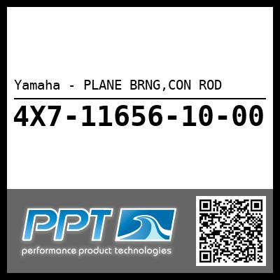 Yamaha - PLANE BRNG,CON ROD