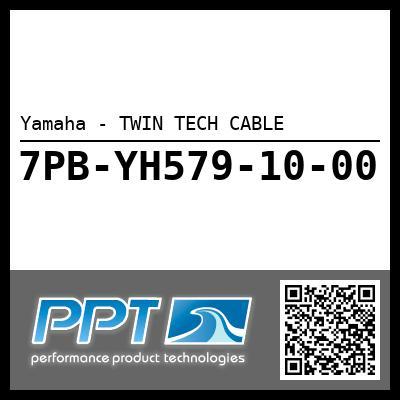 Yamaha - TWIN TECH CABLE