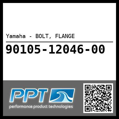 Yamaha - BOLT, FLANGE