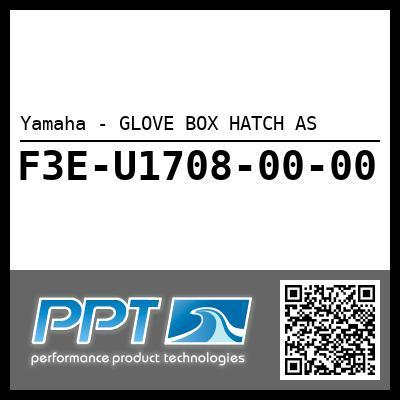 Yamaha - GLOVE BOX HATCH AS