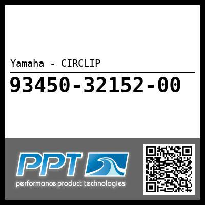 Yamaha - CIRCLIP