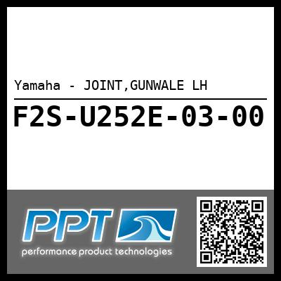 Yamaha - JOINT,GUNWALE LH