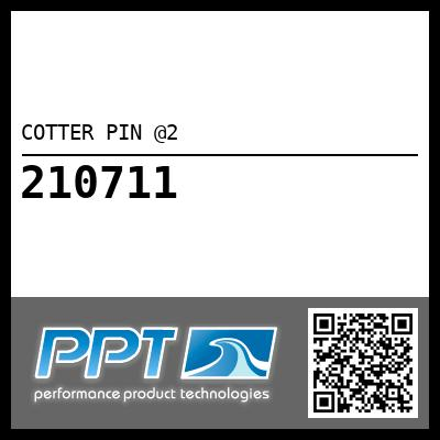 COTTER PIN @2