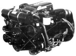 Mercruiser 1993-1997 (non-LX) 7.4L/454/502 Big Block V8 Carb, TBI, or Magnum MPI with V Belts - (Full System)