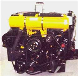 Mercruiser 1998-2001 7.4 L29 & 454,502  MPI w/ Serpentine Belt - (Half-System)