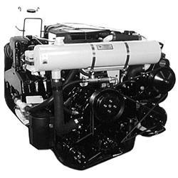 Mercruiser 1997 454 LX TBI/MPI with V Belts - (Full System)