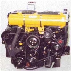 Mercruiser 1998-2001 GM 8.2L/502 MPI w/ Serpentine Belt - (Full System)
