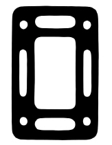 Gasket, Manifold to Riser - Click Here to See Product Details