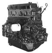 First Mate Remanufactured Mercruiser 3.7L 470 Long Block Marine Engine - Click Here to See Product Details