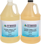 CLEAR TABLE TOP EPOXY QT KIT - Click Here to See Product Details