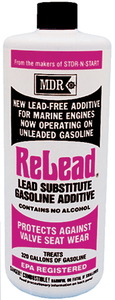 RELEAD<sup>®</sup> LEAD SUBSTITUTE GASOLINE ADDITIVE(#79-590) Copy - Click Here to See Product Details