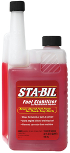 STA-BIL<sup>®</sup> FUEL STABILIZER(#269-22206) Copy - Click Here to See Product Details