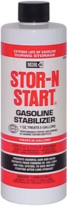 STOR-N-START<sup>®</sup> GASOLINE STABILIZER(#79-551) Copy - Click Here to See Product Details