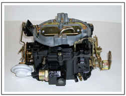 Carburetor - Mercruiser 5.7L, Remanufactured, 4bbl, - Click Here to See Product Details