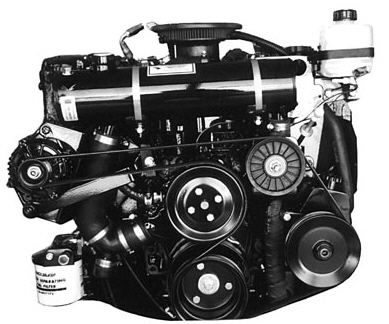 Mercruiser 2002 - Current 4.3L V6 4.3L MPI Models w/ DRY JOINT EXHAUST *Standard Capacity* (Half-System)