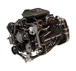 Engine - Mercruiser CPO, 5.0L, MPI, Bravo - Click Here to See Product Details