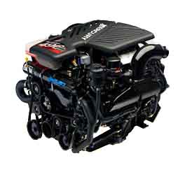 CPO 496 Mag EFI Bravo Bobtail Marine Engine - Click Here to See Product Details