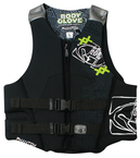 PHANTOM WOMENS PFD XS BLK - Click Here to See Product Details
