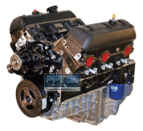 Mercruiser 4.3L Engine Performance Specifications ...