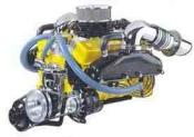 Small Block GM Hi-Torque Dry System