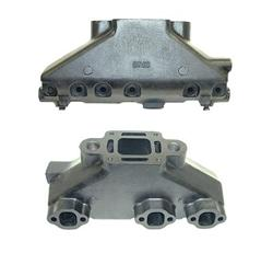 Mercruiser 4.3L V6 Coated Cast Iron Exhaust Manifold - Click Here to See Product Details