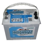 MARINE STARTING LEAD ACID (Deka Batteries P/N EP 24M7) - Click Here to See Product Details