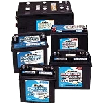 27M6 Marine Dual Purpose Battery 12VDC (Deka Batteries P/N EP 27M6) - Click Here to See Product Details