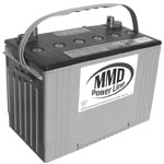 MARINE DEEP CYCLE LEAD ACID (Deka Batteries P/N EP DC27) - Click Here to See Product Details