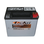 AGM JET SKI BATTERY (Deka Batteries P/N EP ETX16L) - Click Here to See Product Details