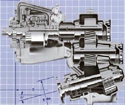 Transmission - Velvet Drive 72V 1.51:1 - Click Here to See Product Details