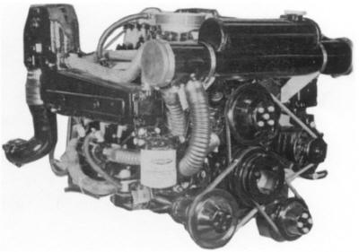 Mercruiser 225/228 305/350 Small V8 GM Engine Models Full System Freshwater Cooling Kit