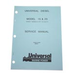 Technical Manual (WESTERBEKE P/N 200151) - Click Here to See Product Details
