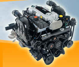 Engine - Mercruiser NEW, 8.2L Mag H.O., EFI, Bravo - Click Here to See Product Details