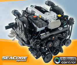 Engine - Mercruiser NEW, 8.2L Mag, EFI, Bravo, SeaCore - Click Here to See Product Details