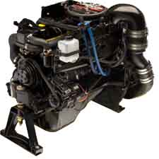 Engine - Marine Power 3.0L Bobtail Sterndrive Engine, Carb, - Click Here to See Product Details