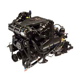 Engine - Mercruiser CPO, 5.7L Mag, MPI, Horizon, V Drive Inboard - Click Here to See Product Details