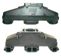 Manifold, Exhaust, Barr Style - Click Here to See Product Details