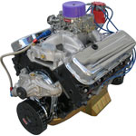 454 Par Pac - 460 Hp @ 5400 RPM & 515 lb/ft @ 4200 RPM - Click Here to See Product Details
