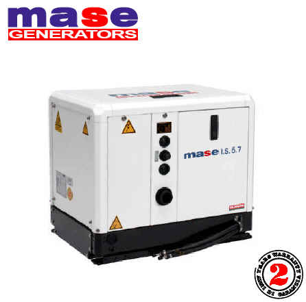 Mase Generator 5.5 kW - Click Here to See Product Details