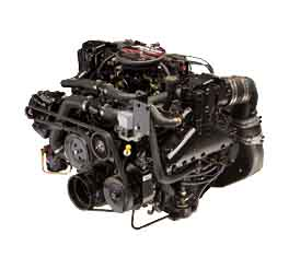 Engine - Mercruiser NEW, 4.3L, Carb, Alpha - Click Here to See Product Details