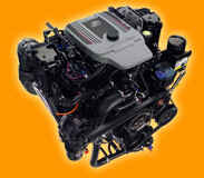 Engine - Mercruiser, NEW 4.3L, MPI, Bravo - Click Here to See Product Details